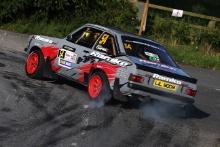 Barry Morris / Denver Rafferty Ford Escort