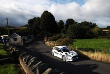 Josh Moffet / Keith Moriarty Ford Fiesta R5