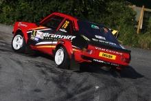 Andrew Bustard / Thomas Wedlock / Ford Escort Mk2