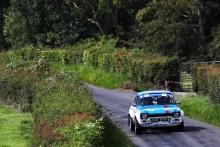 Stanley Orr / Graham Henderson Ford Escort RS1600