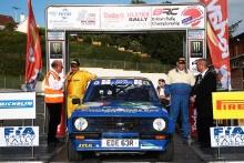 Rudi Lancaster / Guy Weaver Ford Escort RS1800