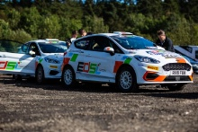 James Williams / Tom Woodburn Ford Fiesta R2T