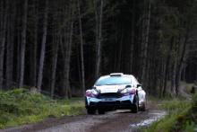 James Wilson / Arthur Kierans Ford Fiesta