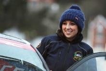 Claire Williams - Ford Fiesta R5