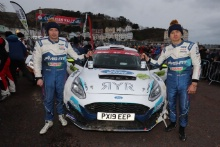 Rhys Yates / James Morgan - Ford Fiesta R5 MkII