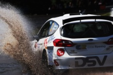 BRC, Neil Howard Stages