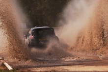 35 Thomas Preston / Carl Williamson - Ford Fiesta WRC