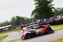 42 John Morrison / Peter Carstairs - Ford Fiesta R5