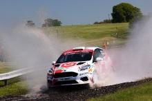 51 David Kelly / Dean O Sullivan - Ford Fiesta Rally 4