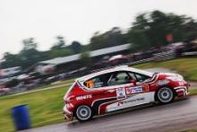 78 Kyle White / Sean Topping - Peugeot208 R2