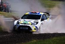 8 Kevin Procter / Derrick Fawcett - Ford Fiesta S200