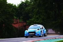 1 Stephen Simpson / Patrick Walsh - Ford Fiesta R5