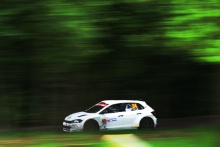 34 Brendan Cumiskey / Ronan O Kane - Ford Fiesta R5