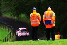 Motorsport UK Marshals