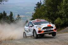 Rupert Flynn / Jamie Mactavish - Ford Fiesta Rally 4