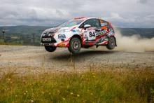 Jason Dickson / Martin Brady - Ford Fiesta