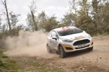 Jonathan Jones / Jez Rogers - Ford Fiesta