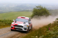 David Kelly / Dean O Sullivan - Ford Fiesta Rally 4