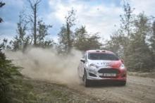 J Kelly - Ford Fiesta