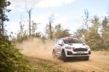 Eddie Lewis / Dom Adams - Ford Fiesta Rally
