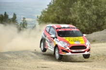Johnnie Mulholland / Calum Maguire - Ford Fiesta R2T