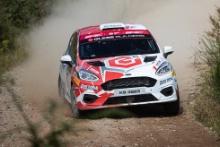 David Kelly/ Dean O'SullivanFord Fiesta Rally 4