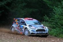 Ashley Dickson/ Stephen JoyceFord Fiesta R5