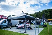 Eddie Lewis / Dom Adams Ford Fiesta Rally 4