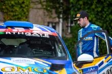 Eamonn Kelly Ford Fiesta Rally 4