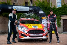 Johnnie Mulholland/ Calum MaguireFord Fiesta R2T