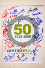 50 Years of the BRC