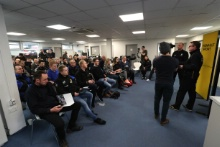 Renault Clio Cup Media Day