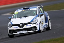 Jamie-Lea Hawley (GBR) Finsport Renault Clio Cup Junior