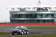 Louis Doyle (GBR) Renault Clio Cup Junior