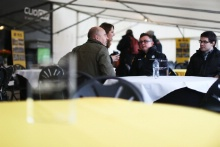Renault Clio Cup Hospitality