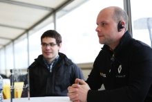 Renault Clio Cup Hospitality - Will Fewkes