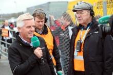 Steve Rider (GBR) ITV