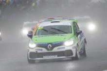 Dan Zelos (GBR) WDE Motorsport Renault Clio Cup