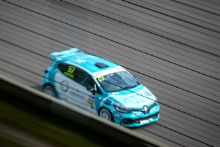 Gustav Burton (GBR) Team Pyro Renault Clio Cup