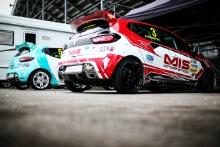 Lorcan Hanafin (GBR) Team Pyro Renault Clio Cup