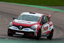 Lorcan Hanafin (GBR) Team Pyro Renault Clio Cup