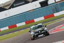 Luke Warr (GBR) BLG Renault Clio Cup