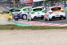 Andrew Wilmot (GBR) Matrix Motorsport Renault Clio Cup
