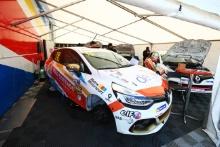 Jeffrey Alden (GBR) Matrix Motorsport Renault Clio Cup