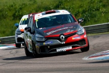 Lee Pattison (GBR) WDE Motorsport Renault Clio Cup
