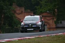 James Colburn (GBR) Westbourne Motorsport Renault Clio Cup