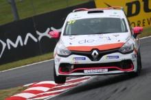 Mike Epps (GBR) Matrix Motorsport Renault Clio Cup