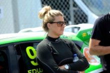 Jade Edwards (GBR) Renault Clio Cup