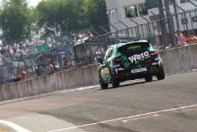 Sam Osborne (GBR) WDE Motorsport Renault Clio Cup