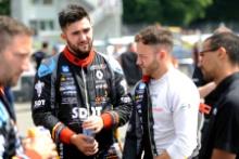 Aaron Thompson (GBR) Matrix Motorsport Renault Clio Cup